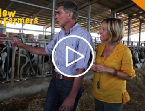"""""""NEW FARMERS. Un viaggio tra i nuovi agricoltori"""""""